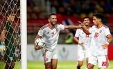 UAE nhận hung tin từ chân sút số 1 trước trận gặp ĐT Việt Nam