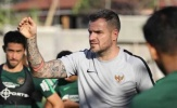 Đã rõ lý do LĐBĐ Indonesia chưa sa thải HLV McMenemy sau trận thua ĐT Việt Nam