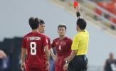 ĐT Việt Nam bất ngờ chịu thiệt thòi lớn sau thất bại của tuyển U23