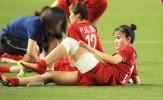 ĐT Việt Nam mất 'lá chắn thép' trước thềm vòng loại Olympic Tokyo 2020