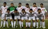 Năm Tý và những mốc son chói lọi của đội tuyển Việt Nam