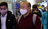 HLV Park Hang-seo trở lại Việt Nam và những nỗi lo cho đại chiến Malaysia