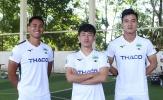 Tuấn Anh, Văn Toàn tươi rói trong ngày HAGL ra mắt áo đấu 2020