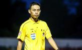 Trọng tài FIFA Ngô Duy Lân bắt chính trận Siêu Cúp Quốc gia 2019