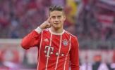 'Tính đến hiện tại, chắc chắn Rodriguez sẽ ở lại Bayern'