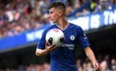 Mason Mount và hành trình tỏa sáng cùng Chelsea và tuyển Anh