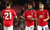 'Chỉ khi ấy, bạn mới thấy Man Utd đích thực bắt đầu trở lại'