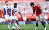 Man Utd thất trận, Bruno Fernandes vẫn dẫn đầu EPL với 1 thống kê