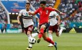 Cầu thủ Hàn Quốc bật khóc, cổ động viên 'chết lặng' ở xứ Kim Chi