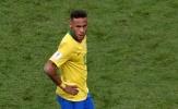 Neymar thẫn thờ, cầu thủ Brazil cúi đầu sau thất bại