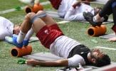 Salah cười như được mùa, hãy mang Real Madrid đến đây