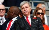 Top 10 ông chủ giàu nhất giới thế thao: Nhiều cái tên xa lạ (phần 1)