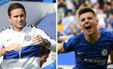 Lampard: 'Bàn thắng là chứng minh cho sự chuẩn mực về tài năng của Mount'