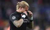 Liverpool lên phương án thay thế 'thảm họa' Karius