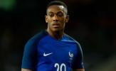 Sao MU bị chế nhạo không đủ trình chơi cho tuyển Pháp