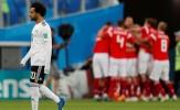 Ngay cả khi thất bại, Salah vẫn là người hùng của Ai Cập