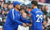 Sarri chính thức xác nhận tương lai Morata tại Chelsea