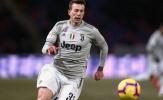Chấm điểm Juventus trận Bologna: Vinh danh cascadeur Số 33