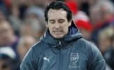 'Emery biến Arsenal thành vũng lầy ở đẳng cấp trung bình'