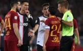 Khích bác đội trưởng AS Roma, Ronaldo hứng chịu trái đắng