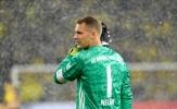 Neuer làm điều điên rồ, Kimmich tức điên trong trận Siêu Cúp Đức