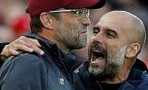HLV Klopp: 'Tôi hiểu 100% vì sao Pep Guardiola làm điều đó'