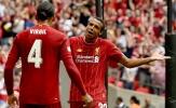 CHÍNH THỨC: Trung vệ 'phi thường' ký hợp đồng mới với Liverpool