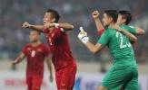 FIFA công bố kỷ lục của ĐT Việt Nam, đáng ngại cho Thái Lan
