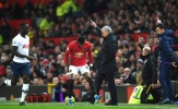 Đây, điều Mourinho làm với Rashford và các cầu thủ M.U ngay sau trận thua!