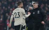Luke Shaw: 'Man Utd không đáng phải chịu kết quả này'