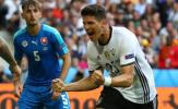 Đức 3-0 Slovakia (Vòng 1/8 EURO)