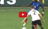 Pha qua người ảo diệu của Paul Pogba vs Đức