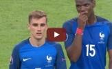 Màn trình diễn của Paul Pogba vs Bồ Đào Nha