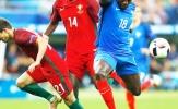Moussa Sissoko như 'lên đồng' trong trận chung kết EURO 2016