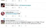 'Kết quả bốc thăm Champions League bị dàn xếp'