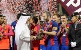 Giao hữu Al Ahli - Barcelona: Alcacer lần đầu nổ súng