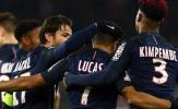 Vòng 16 đội League Cup Pháp: Nice, Lyon bị loại, PSG tìm lại mạch thắng