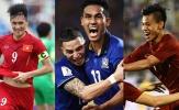 Việt Nam góp 2 đại diện trong đội hình tiêu biểu AFF Cup