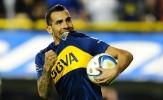 """Carlos Tevez: """"Cậu bé người gỗ"""" của bóng đá thế giới"""