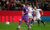 Real Madrid đạt cột mốc 40 trận bất bại trong trận cầu có mưa bàn thắng