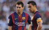 Xavi: 'Trái tim của Messi thuộc về Barca'