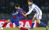 Illarramendi bức xúc đòi trọng tài phải đuổi Messi
