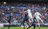 Chùm ảnh: Ramos lập cú đúp, Real tìm lại niềm vui chiến thắng