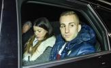 Chùm ảnh: Tân binh sáng giá của Milan đặt chân tới Italia