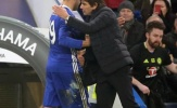 Conte nói gì về tương lai Costa?