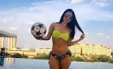 Raquel Benetti - Kiều nữ làng 'Freestyle' của bóng đá