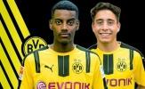 Dortmund - CLB sở hữu 5 tài năng trẻ sáng giá nhất thế giới