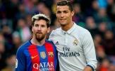 Ronaldo, Messi là 2 VĐV kiếm tiền giỏi nhất năm 2016