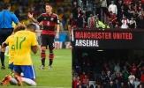 8 kết quả không thể tưởng tượng trước khi khai cuộc: Brazil, Arsenal là nạn nhân