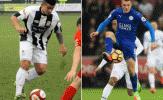 Leicester tiếp cận tiền đạo vô danh thay Vardy